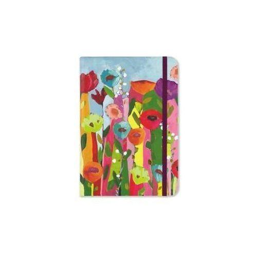 Notatnik Mini Błyszczące Kwiaty (9781441326706)