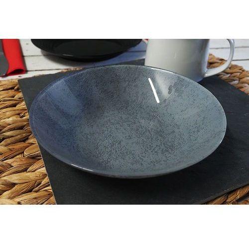 Luminarc loft stony grey talerz głęboki 20 cm