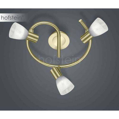 levisto lampy sufitowe listwy led mosiądz, 3-punktowe - dworek/vintage - obszar wewnętrzny - levisto - czas dostawy: od 3-6 dni roboczych marki Trio