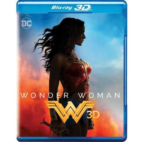 Galapagos Wonder woman (blu-ray) - patty jenkins (7321999347246)