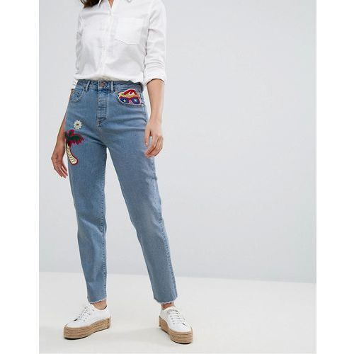 Tommy Hilfiger X Gigi Hadid The Vintage Fit Jean - Blue