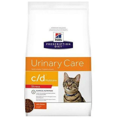 Hills prescription diet Hill's prescription diet feline c/d multicare urinary stress 8 kg - darmowa dostawa od 95 zł!