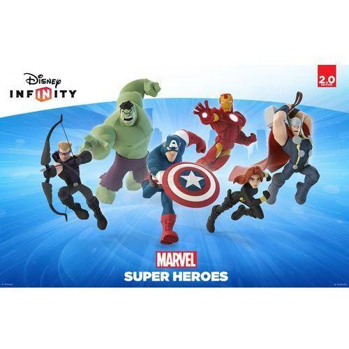 Disney Infinity 2.0 Marvel Super Heroes Starter Pack (PC)