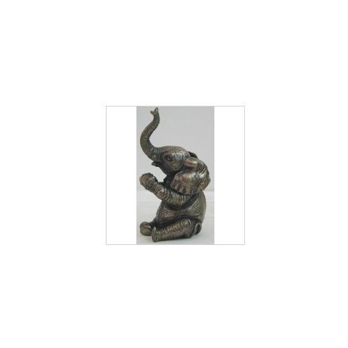 Veronese Słoń, słonik z podniesioną trąbą - wu70215e1