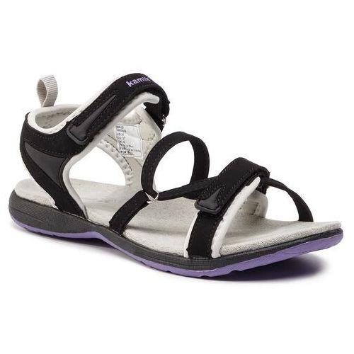 Sandały - bali 2 hk2658 noir marki Kamik
