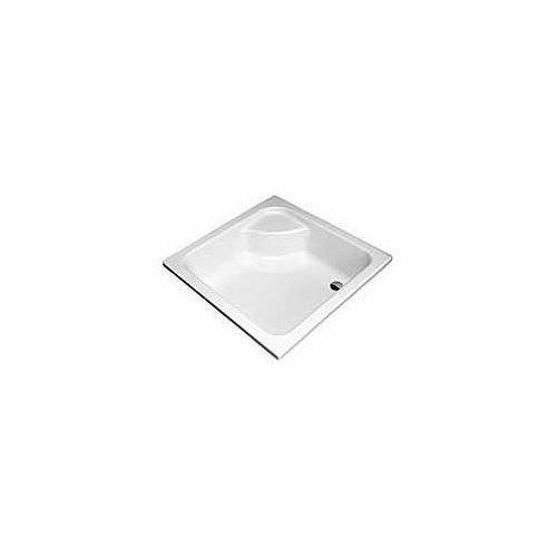 Brodzik Koło kwadratowy 90x90x21 cm biały - XBK0390000