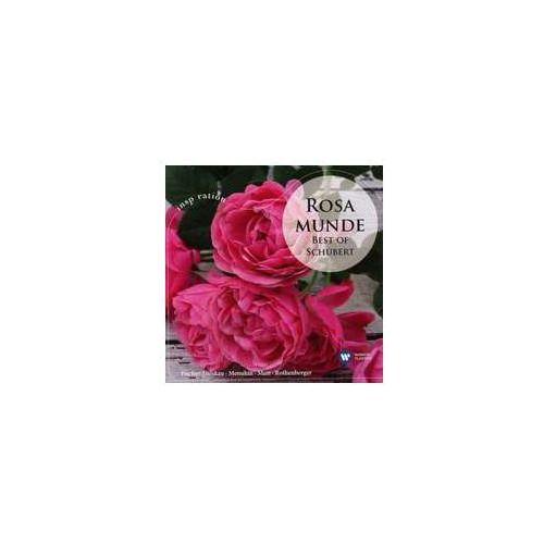 Warner music Różni wykonawcy - rosamunde: best of/romantic schubert (5099961567122)