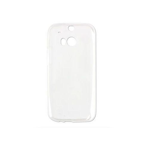 HTC One (M8s) - etui na telefon Ultra Slim - przezroczyste
