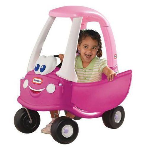 Little tikes pojazd do odpychania cozy coupe różowy