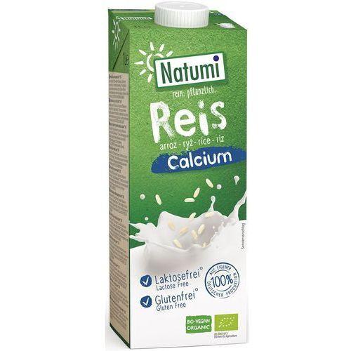 Mleko ryżowe z wapniem bio 1000ml - marki Natumi