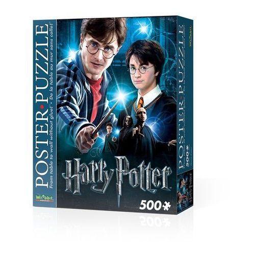 Tactic Wrebbit poster puzzle harry potter 500 (0665541050022)