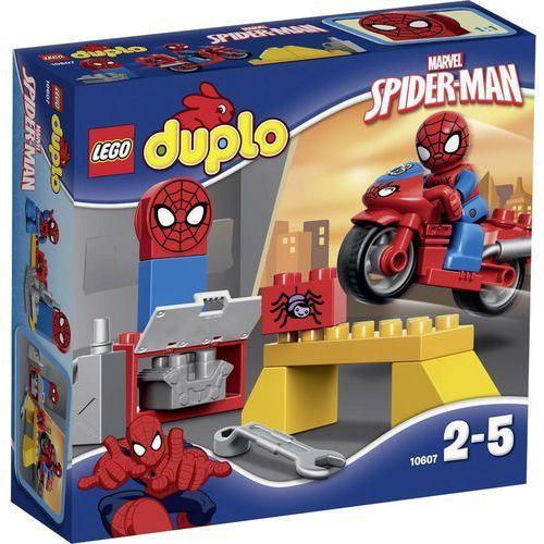 Lego DUPLO Spiderman -spider-man –motor-warel.t 10607
