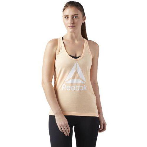 Koszulka bez rękawów Reebok Workout CE4438, poliester