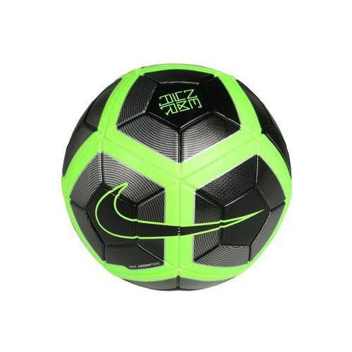 Nike Performance NEYMAR PRESTIGE Piłka do piłki nożnej black/electric green