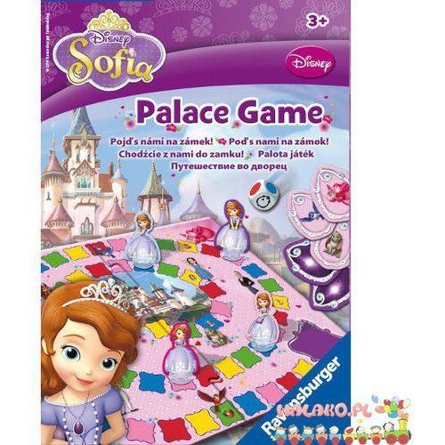Ravensburger, Jej Wysokość Zosia, gra planszowa Pałac (4005556210978)