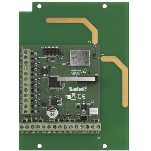 Abax 2 kontroler systemu bezprzewodowego abax 2 acu-220 marki Satel