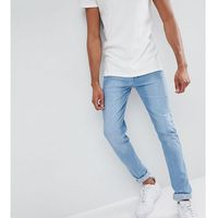 Loyalty and Faith TALL Beattie Skinny Fit Jean in Light Wash - Blue