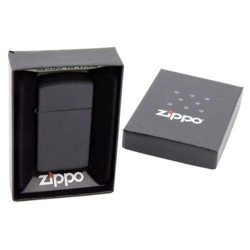 Zapalniczka ZIPPO Z1618 Slim Black benzyna prezent Grawer