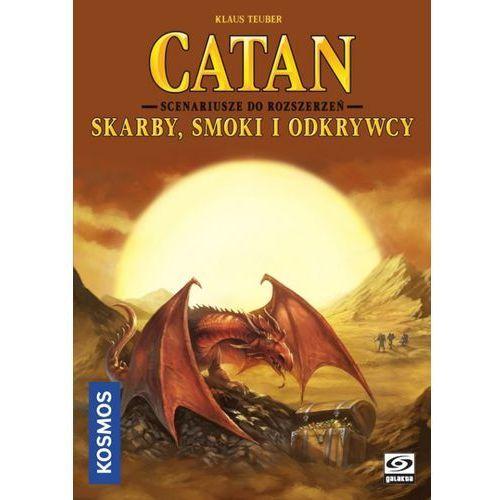 Gra catan - skarby, smoki i odkrywcy - marki Galakta
