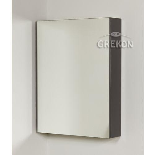 Szafka łazienkowa z lustrem 60/80 seria fokus sz marki Gante