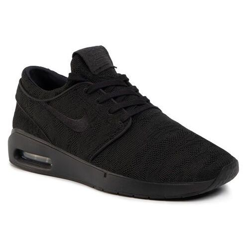 Nike Buty - sb air max janoski 2 aq7477 004 black/black/black/black