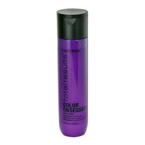 Matrix Total Results Color Obsessed Shampoo 300ml W Szampon do włosów farbowanych