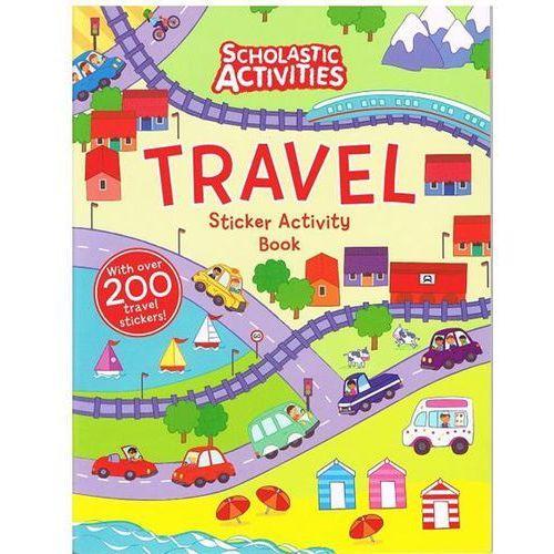 Travel Sticker Activity Book