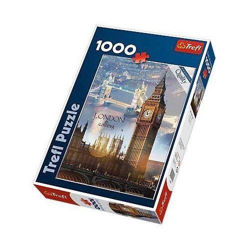 Puzzle 1000 Londyn o świcie/10395/ (5900511103953)