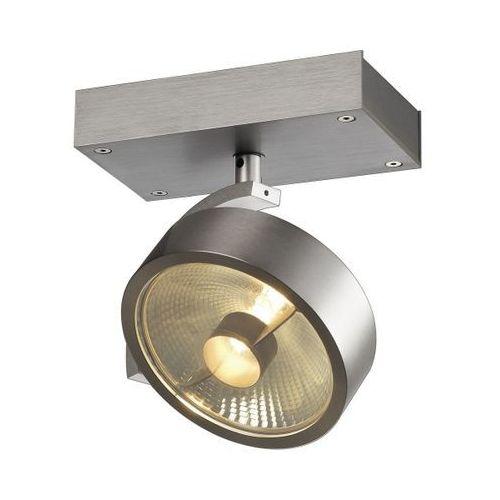 reflektorek KALU 1 QPAR aluminium szczotkowane, SPOTLINE 147306