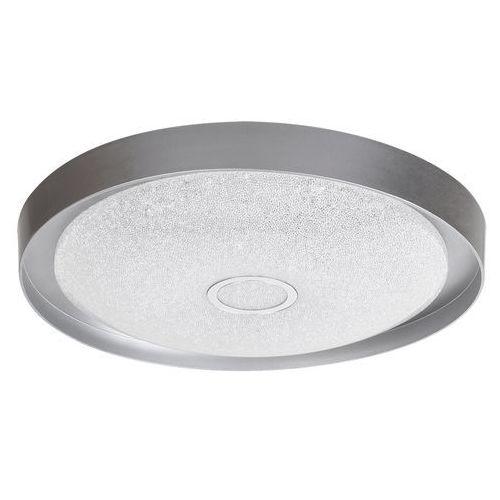 Rabalux Plafon skyler 2297 lampa sufitowa 1x22w led biały / chrom