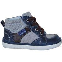 Protetika buty chłopięce timon 22 szary/niebieski (8585003408449)