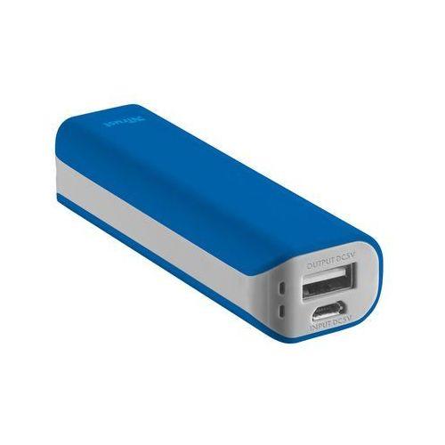 Trust urbanrevolt primo powerbank 2200 portable charger - blue (8713439212228)
