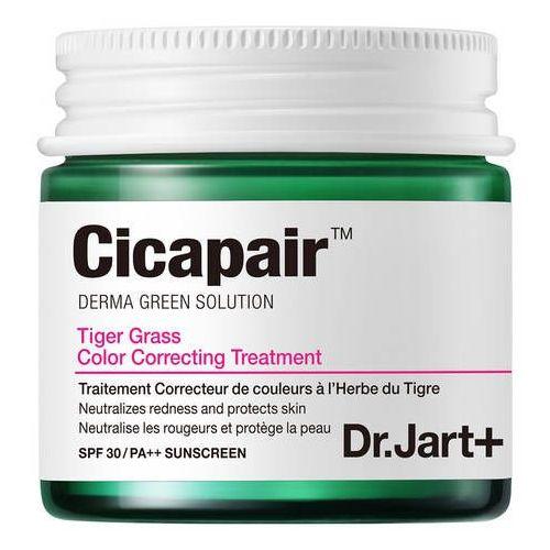 Dr.jart+ Cicapair tiger grass - krem do twarzy korygujący zaczerwienienia (8809535803160)