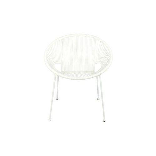 Woood Krzesło COCKTAIL białe - Woood 341206-W (8714713058495)