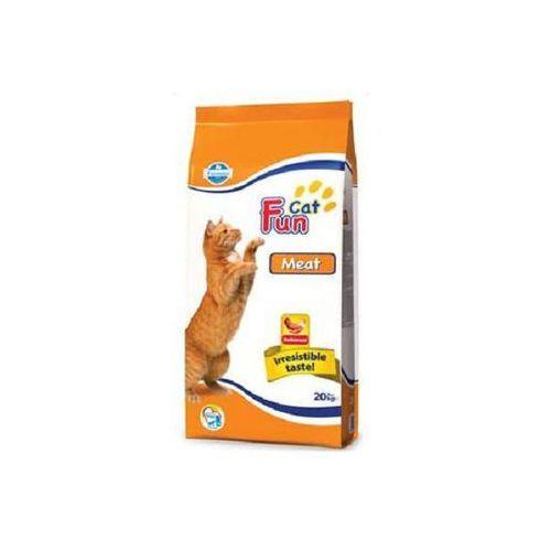 fun cat meat karma dla kotów kurczak+ryba 20kg marki Farmina