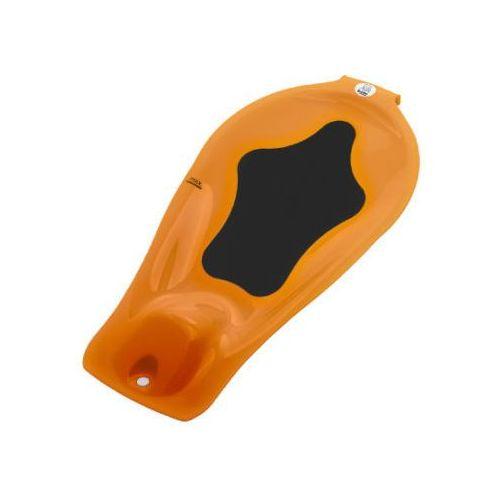 Rotho top wkładka do wanienek dla niemowląt transculent orange/pomarańczowa, marki Rotho babydesign