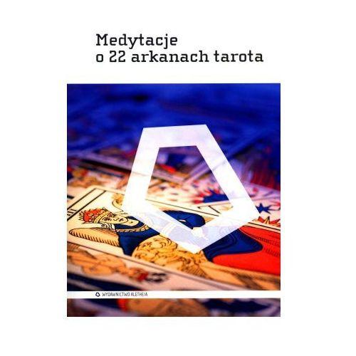 Medytacje o 22 arkanach tarota - Wysyłka od 2,99 - porównuj ceny z wysyłką - Wesołych Świąt (9788362858415)