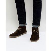 desert boots in brown - brown, Ben sherman