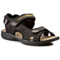Sandały GREGOR - 01192-ME-C10 Czarny, w 3 rozmiarach