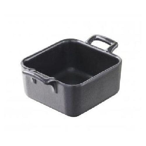 Revol Mini naczynie kwadratowe belle cuisine noir