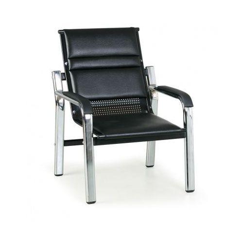 Zestaw wypoczynkowy Solid - fotel, kolor czarny