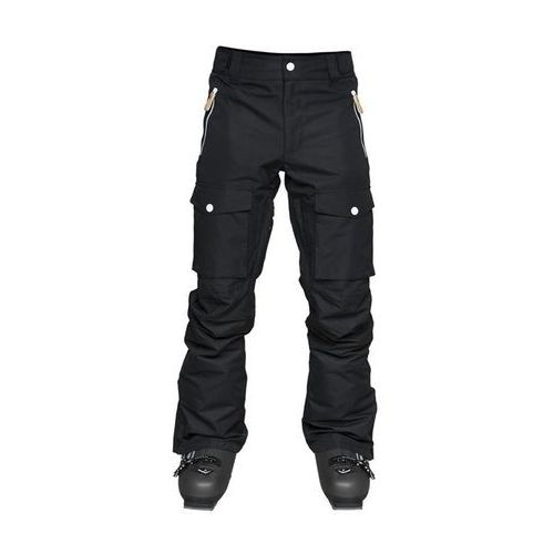 spodnie CLWR - Flight Pant Black (900) rozmiar: S, kolor czarny