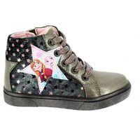 Disney by arnetta buty dziewczęce kraina lodu 24 szare