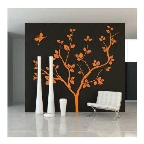 Wally - piękno dekoracji Naklejka drzewo 1035