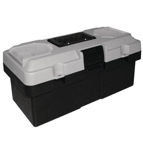 Pudełko plastikowe na noże | 366x170x(H)190mm. Najniższe ceny, najlepsze promocje w sklepach, opinie.