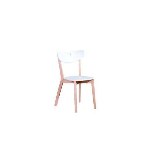 """Pozostali Krzesło """"pedro"""" - biały"""