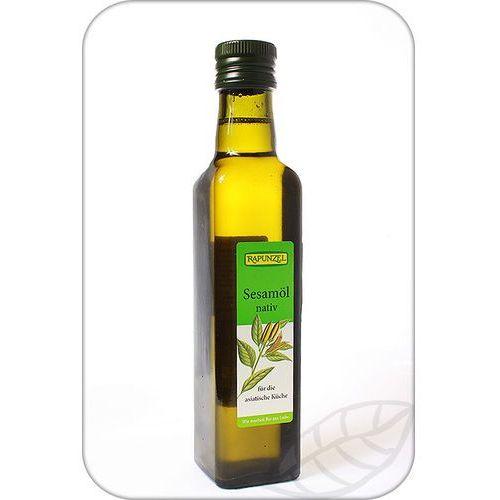 Rapunzel Olej sezamowy tłoczony na zimno native 6x250m bio (4006040202615)
