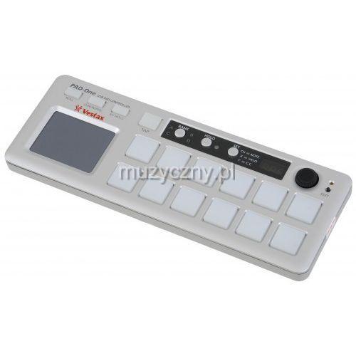 Vestax Pad One kontroler USB/MIDI