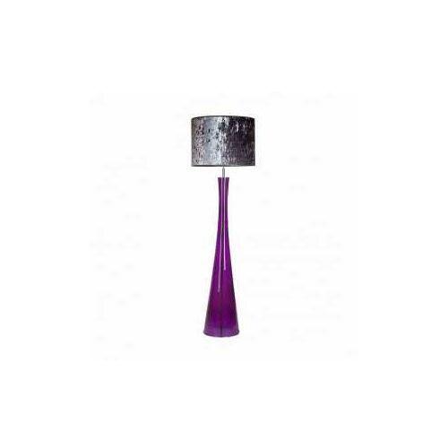 4 Concepts Siena Lavender L235311310 lampa stojąca podłogowa 1x60W E27 chrom