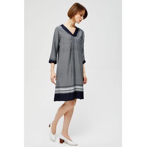 b7b1040b99 Suknie i sukienki Kolor  czarny